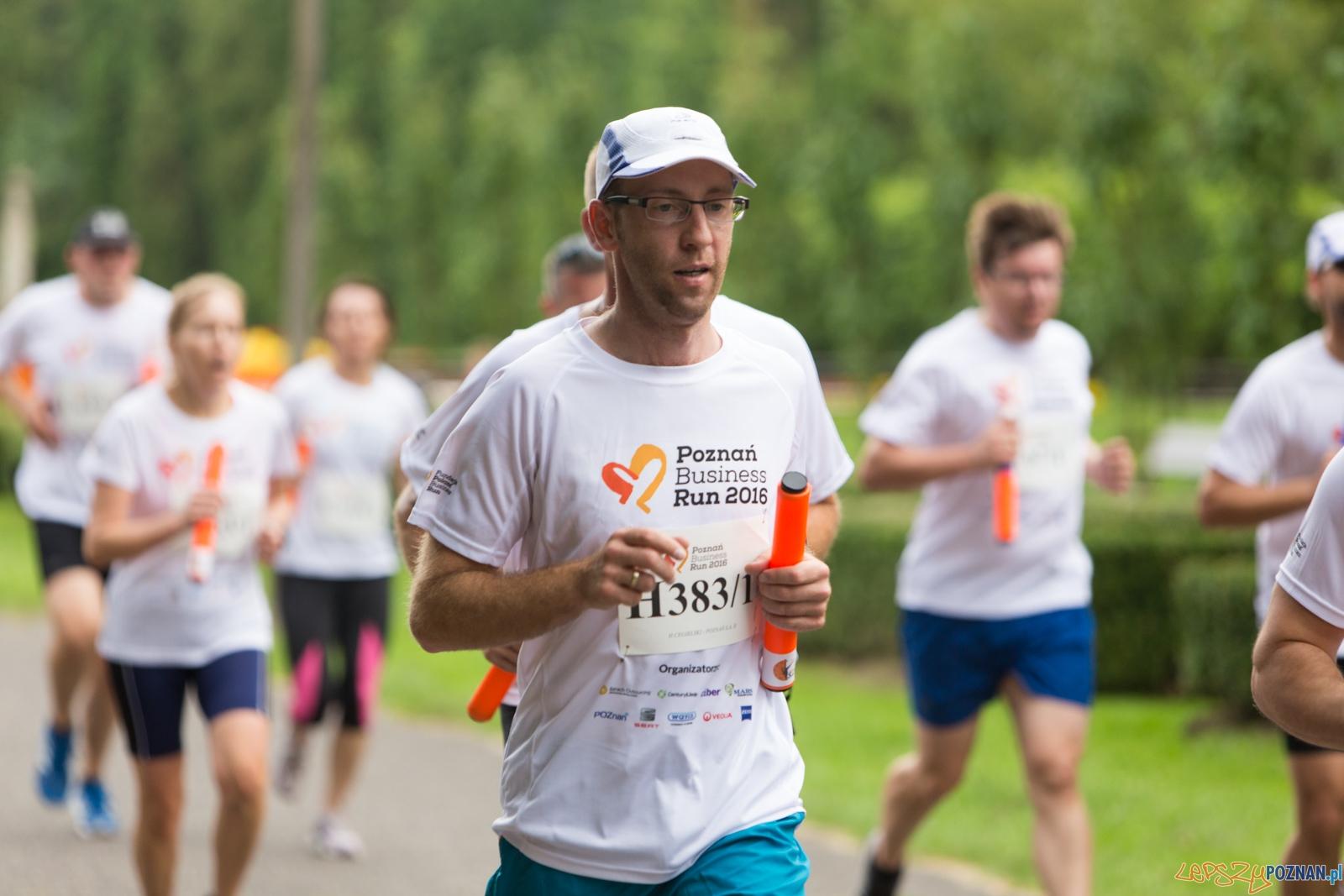 Poznań Business Run 2016  Foto: lepszyPOZNAN.pl / Piotr Rychter