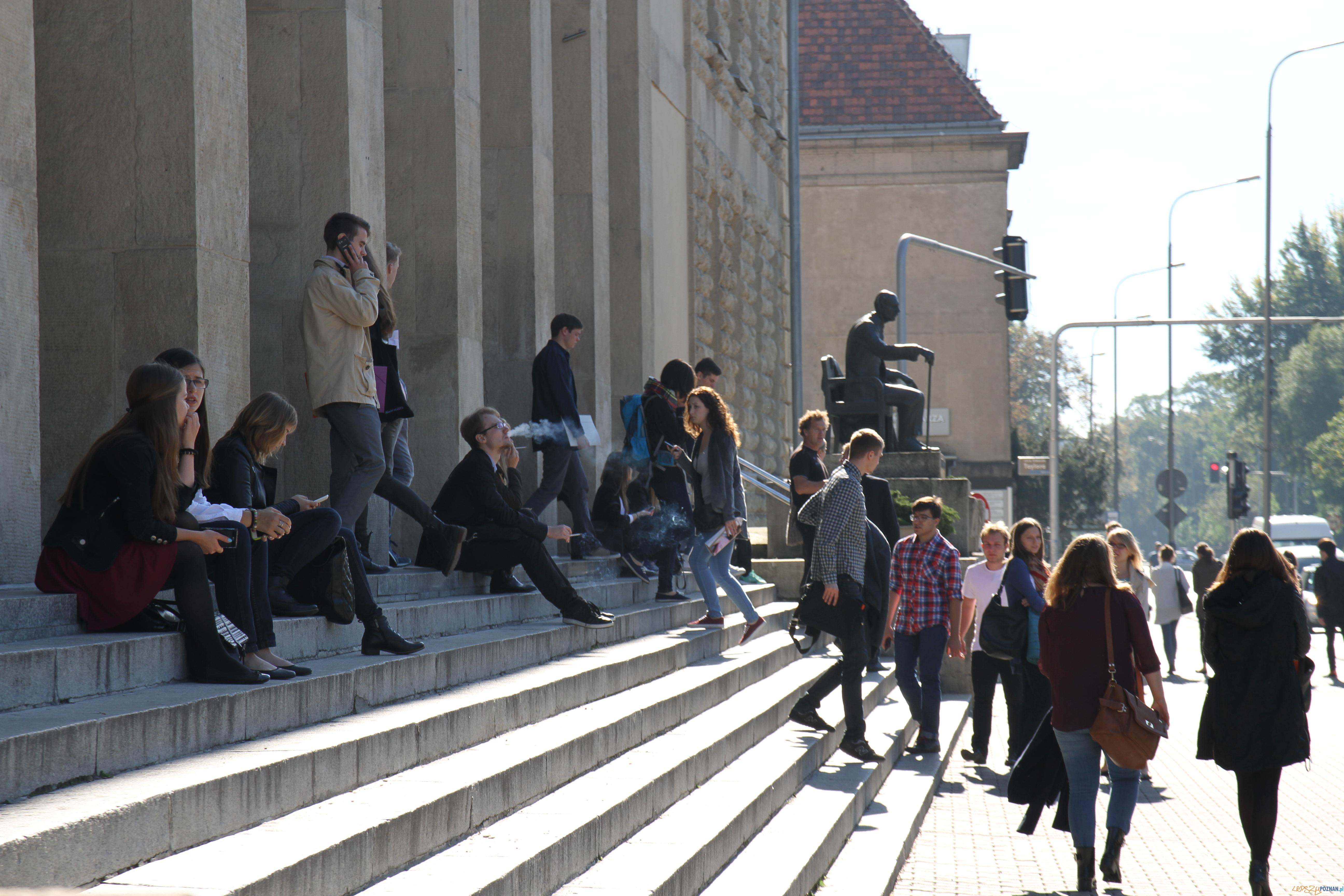 Uniwersytet Ekonomiczny w Poznaniu  Foto: materiały prasowe