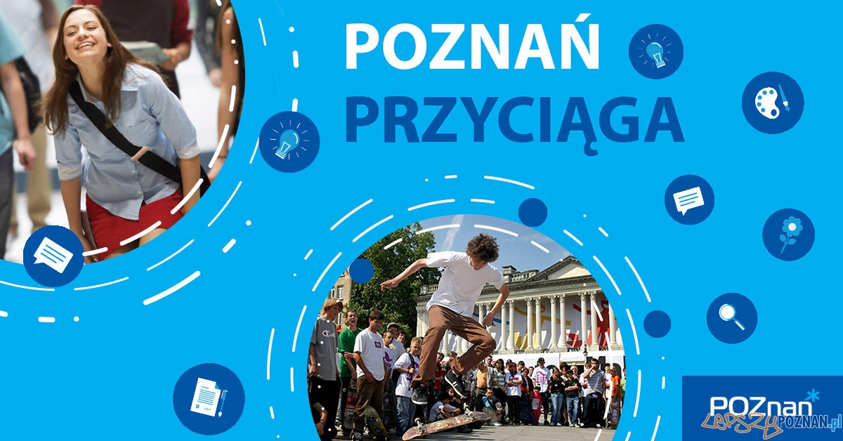 Kampania Poznań przyciąga