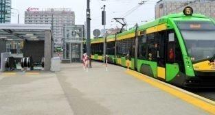 Rondo Kaponiera - tramwaj