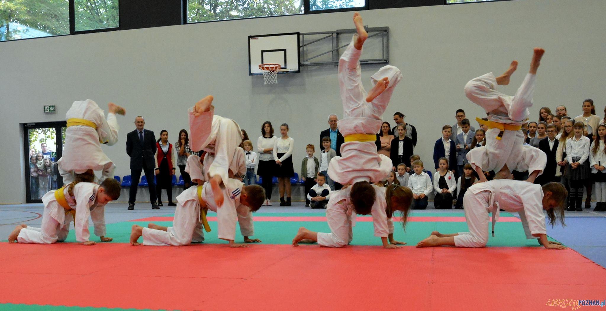 Nowa sala, nowe możliwości- nie tylko sportowe  Foto: UMP