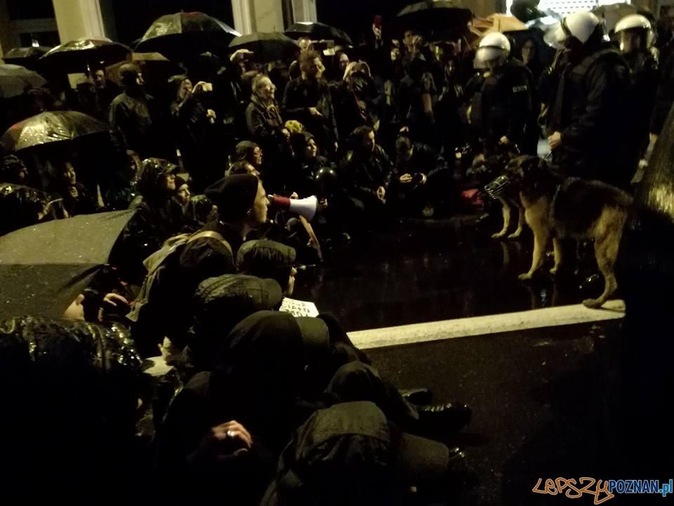 czarnyprotest  Foto: Iwona Chmura
