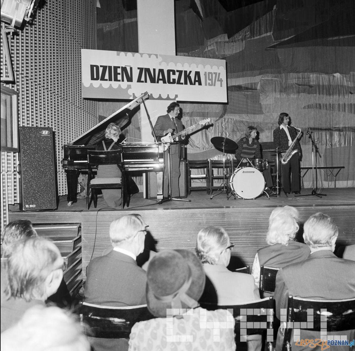 Dzień Znaczka w Pałacu Kultury - 24.10.1974
