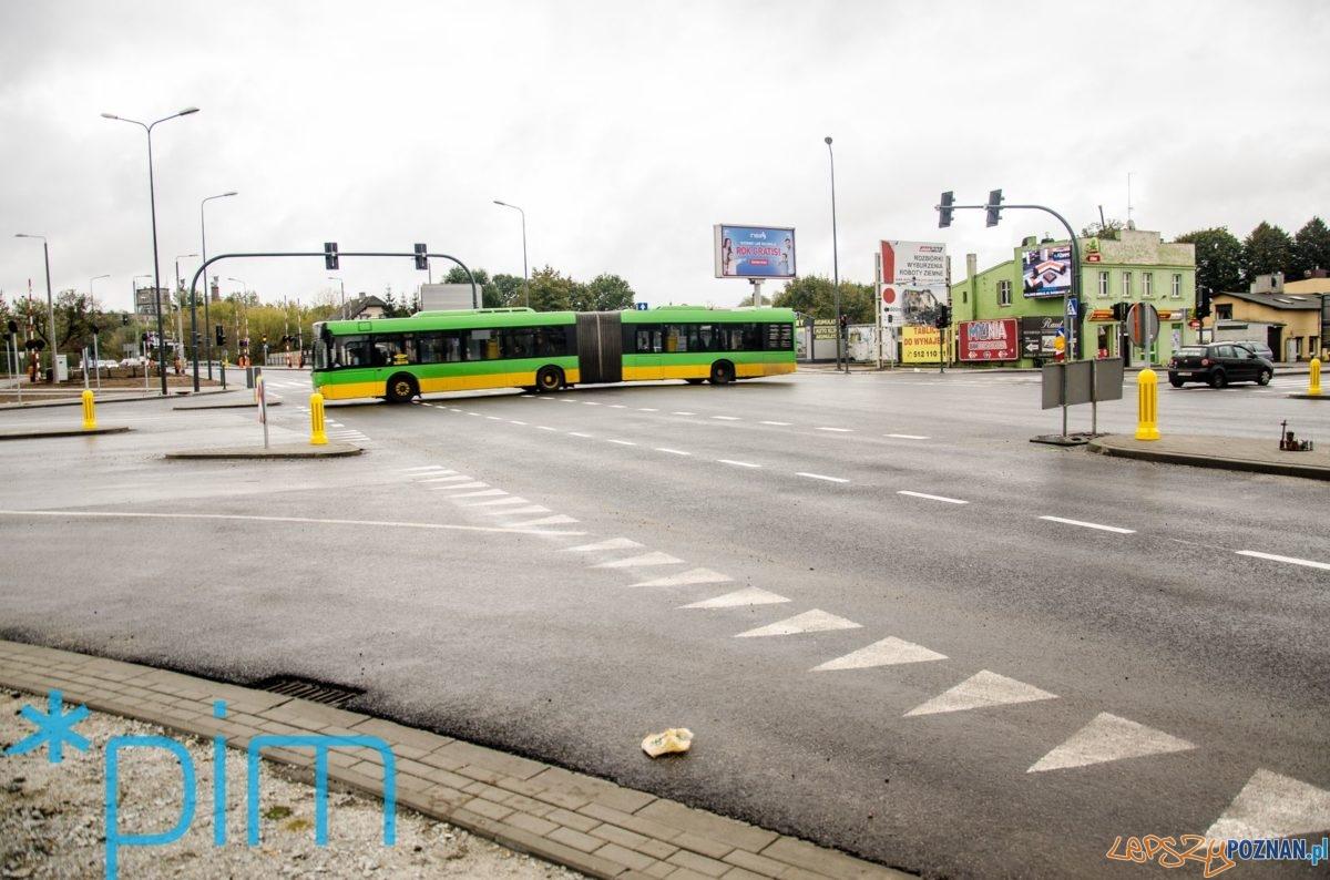Bałtycka - Gdyńska - skrzyżowanie