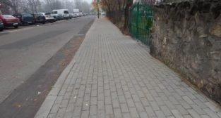 Wyremontowane chodniki na os. Piastowskim