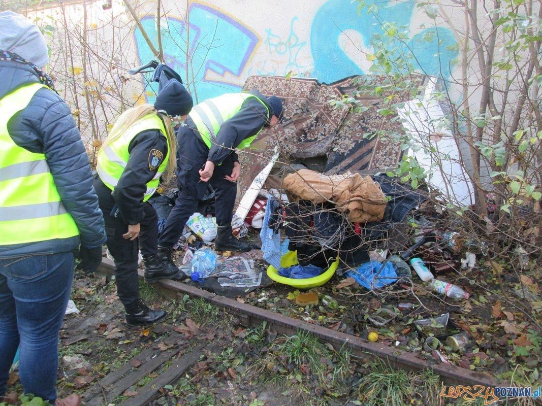 Bezdomni - Straż Miejska rozpoczęła kontrolę koczowisk