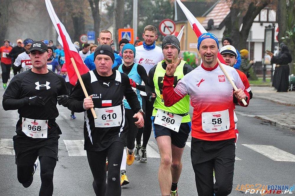 Luboński Bieg Niepodległości  Foto: Błażej Brzeziński / fotomtb.pl