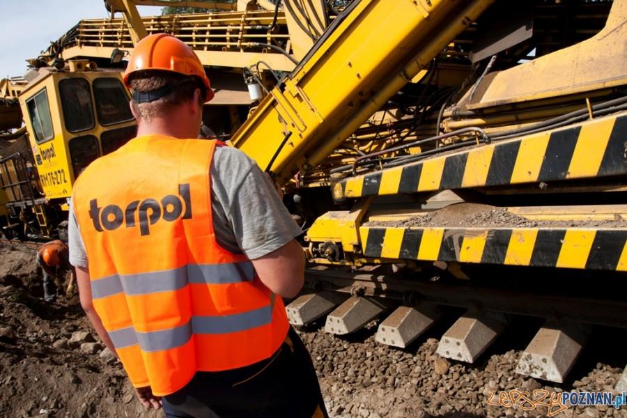 Torpol z milionowym kontraktem  Foto: Torpol