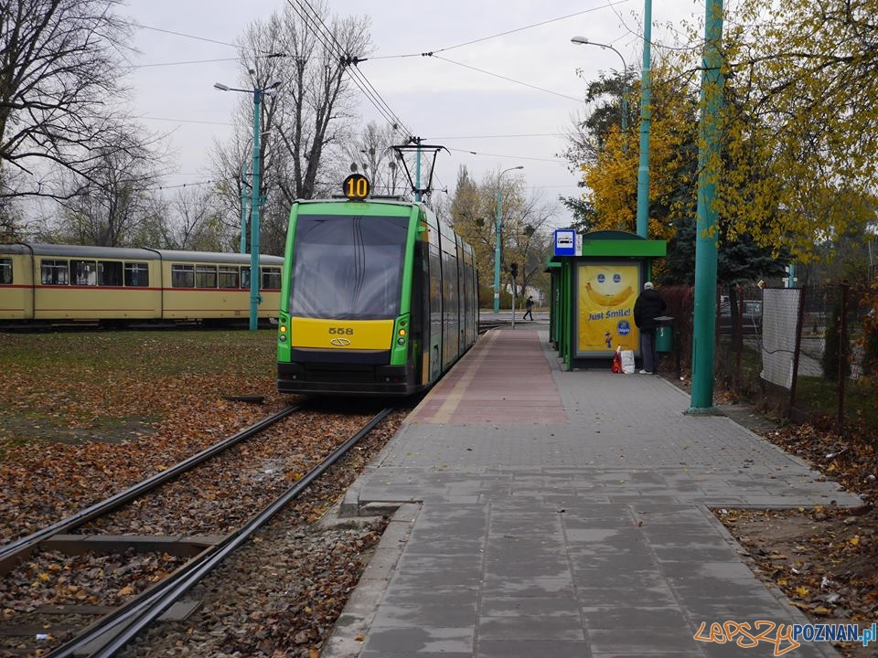 Pętla na Dębcu po remoncie  Foto: Tomasz Wierzbicki