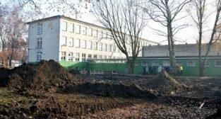 Rozbudowa szkoły w Szczepankowie