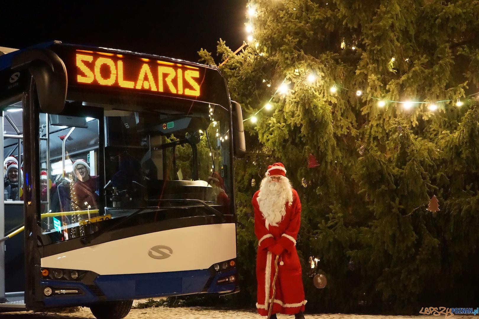 Solaris - elektryczny autobus w fińskim Tampere  Foto: materiały prasowe