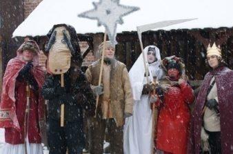 Jarmark Bożonarodzeniowy w Szreniawie