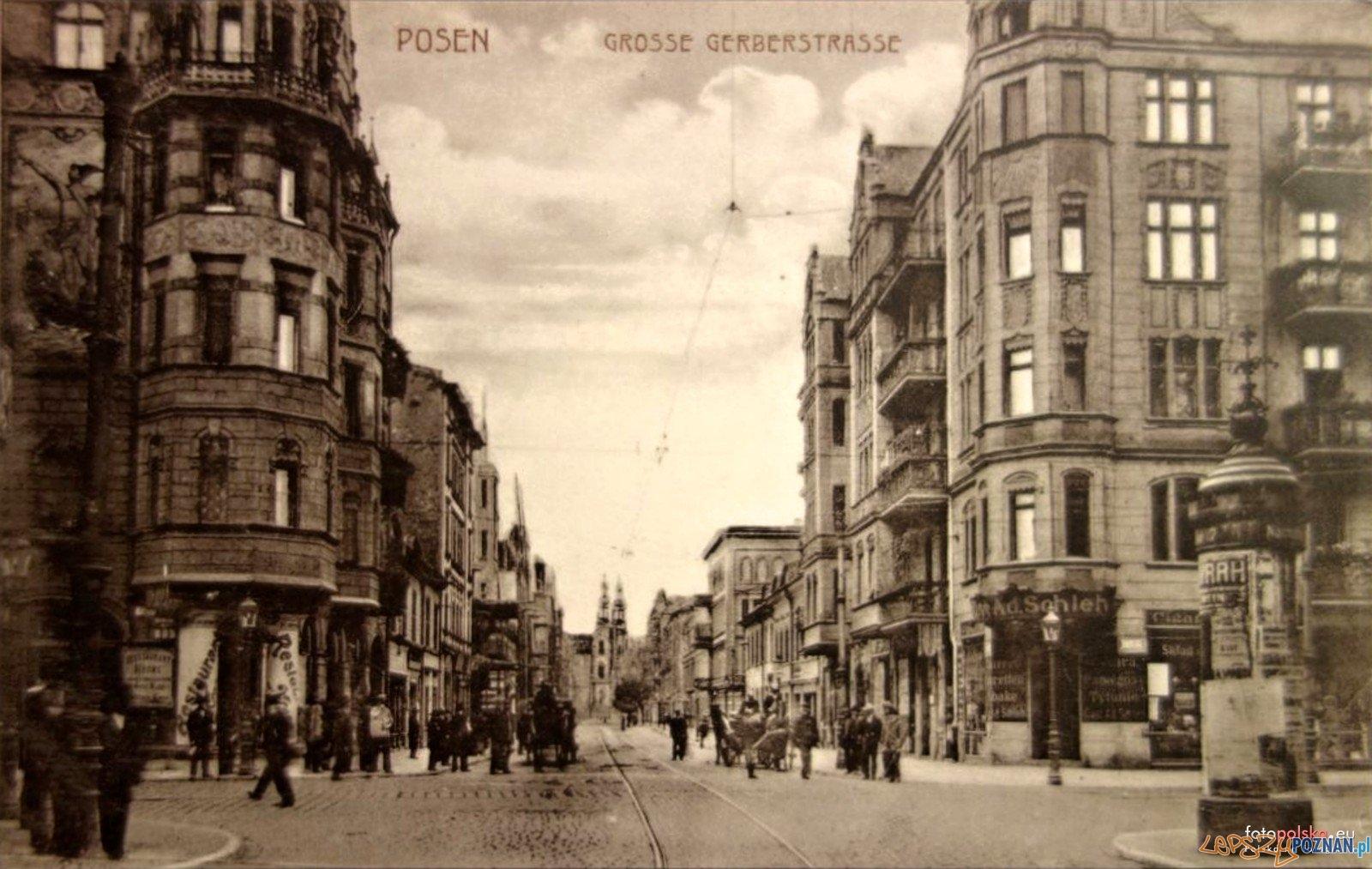 Garbary 1905 - 1915  Foto: fotopolska