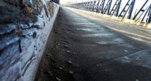 Mały most w Obornikach