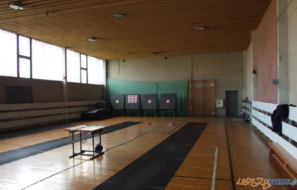 Hala sportowa przy Reymonta przed modernizacją