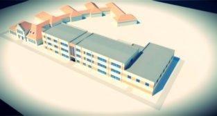 Dwa projekty rozbudowy szkoły