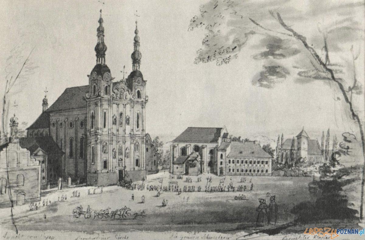 Plac Bernardyński 1833