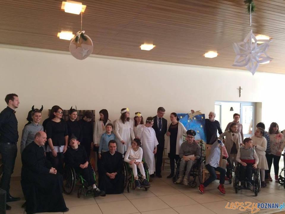 Jasełka dla seniorów  Foto: Lidia Koralewska