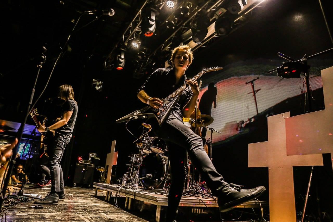Scream Inc.: Metallica Show