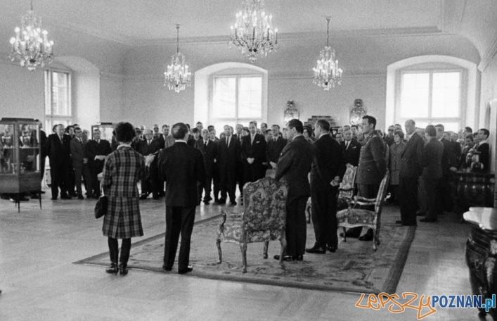 Uroczystość otwarcia Muzeum Rzemiosł Artystycznych, 23 luty 1965 r.