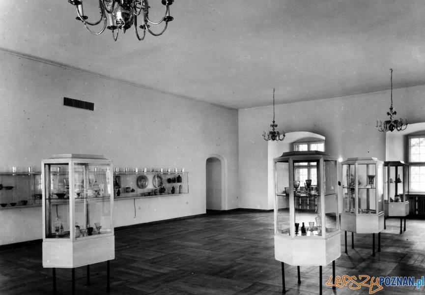 Muzeum Rzemiosł Artystycznych - 1965 rok  Foto: Muzeum Narodowe w Poznaniu
