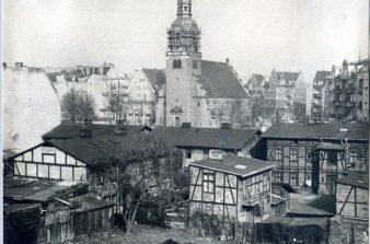 Rynek Wildecki, początek lat 70.tch