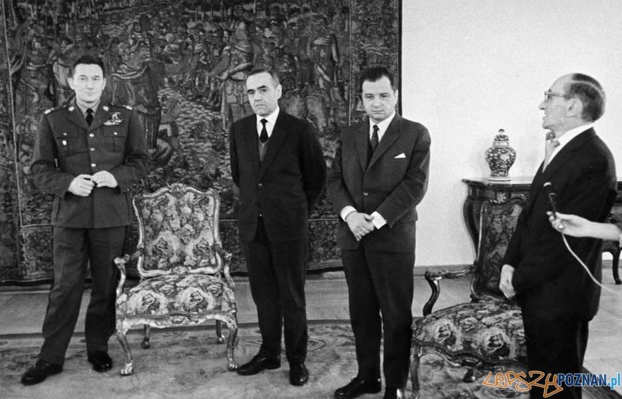 Otwarcie Muzeum Rzemiosł Artystycznych, mówi dyrektor Muzeum Narodowego Zdzisław Kępiński  Foto: Muzeum Narodowe w Poznaniu