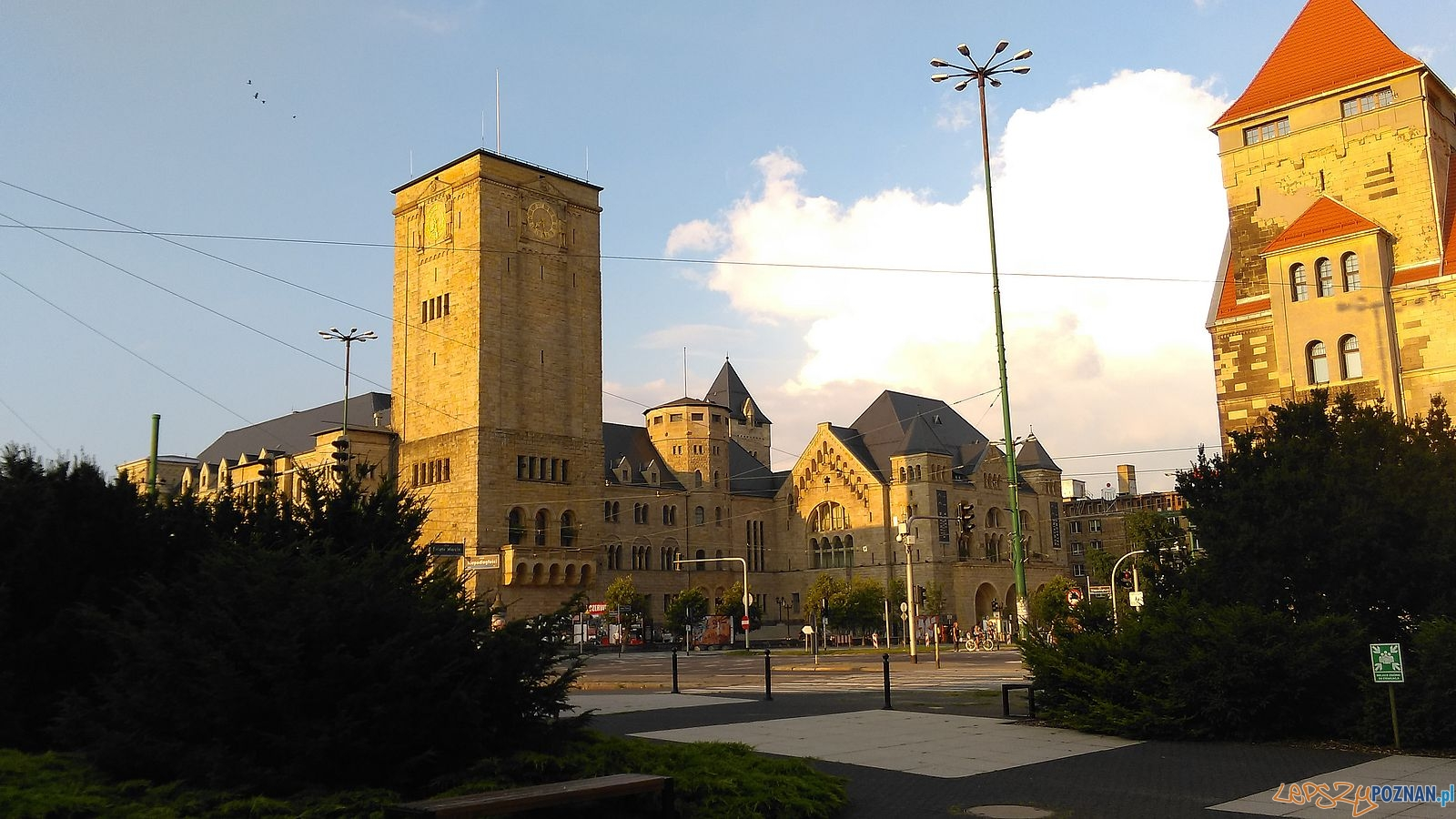 Centrum Kultury Zamek  Foto: T. Dworek