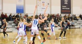 Enea AZS Poznań - UKS Basket SMS Aleksandrów Łódzki