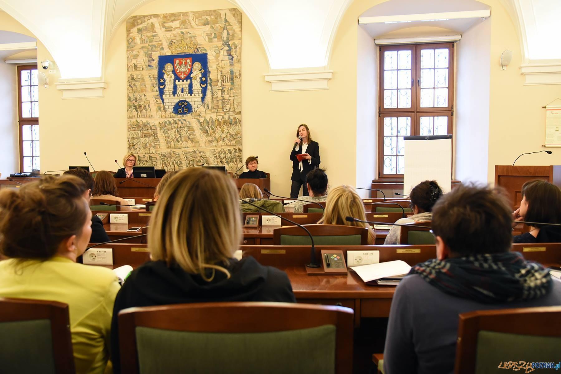 Kongres Kobiet odbędzie się w Poznaniu  Foto: UMP