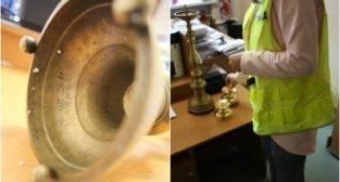 Odzyskano lichtarze skradzione z Katedry