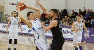 Biofarm Basket Poznań - AZS AGH Kraków 68:58 - Poznań 18.03.2017 r.
