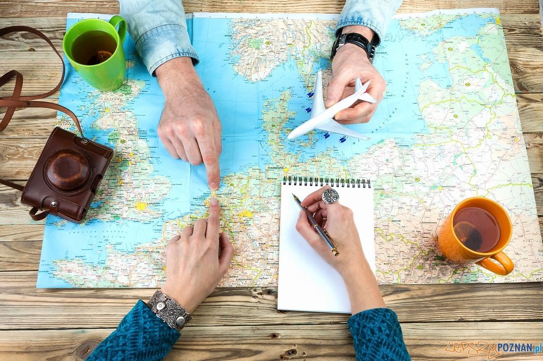 Mapa podróży  Foto: Holidaycheck / materiały prasowe