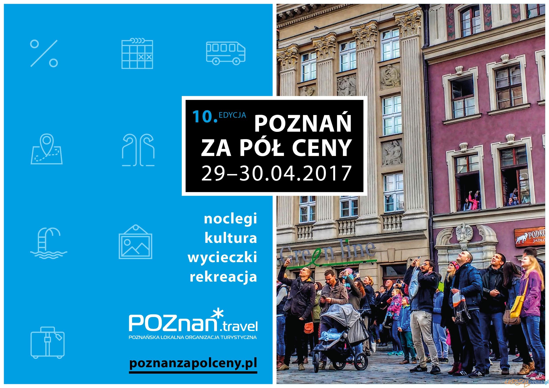 Poznań za pół ceny 2017