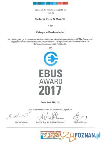 EBUS Award