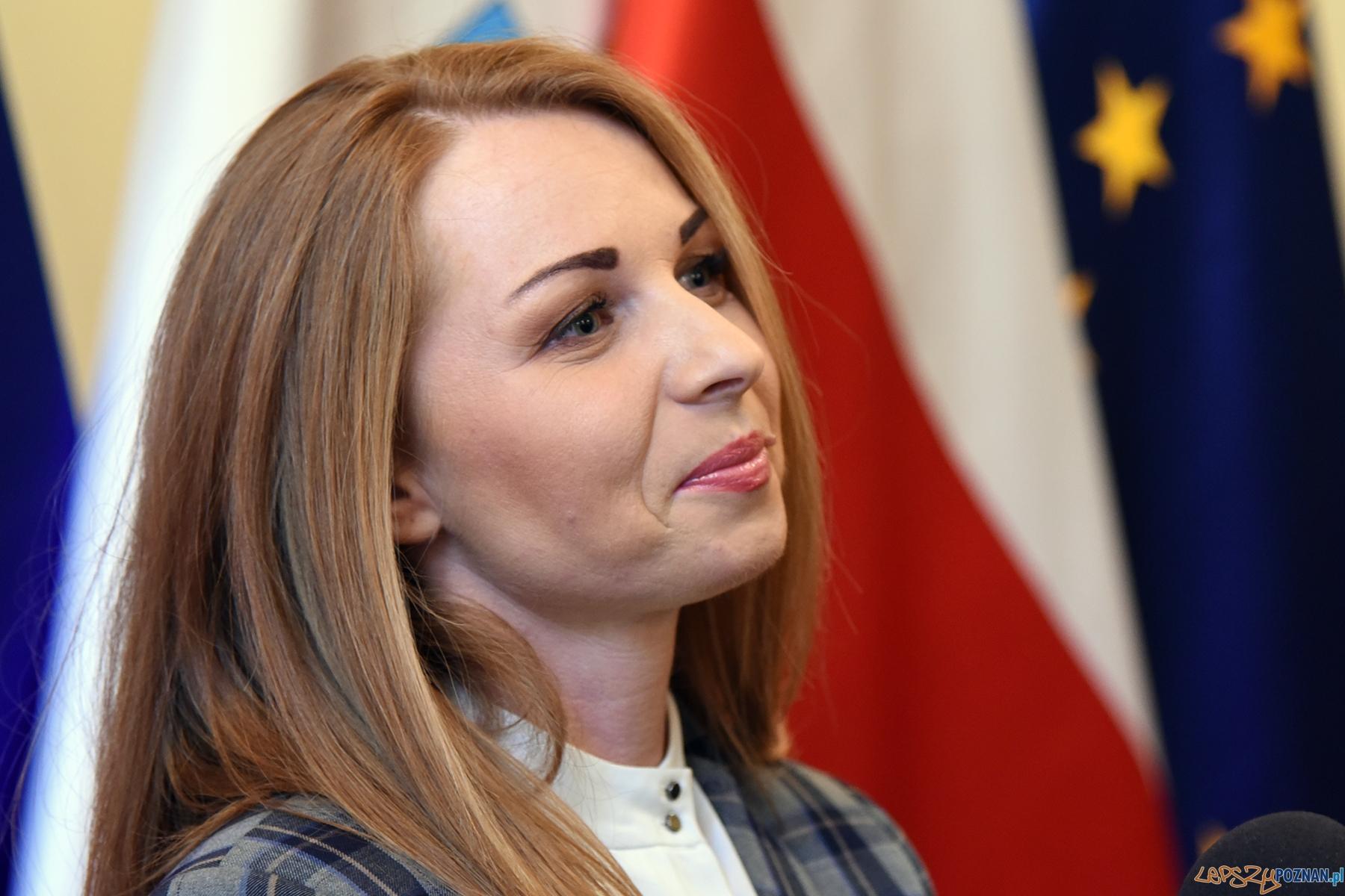 magdalena gorska pelnomocnik ds interwencji lokatorskich  Foto: UMP