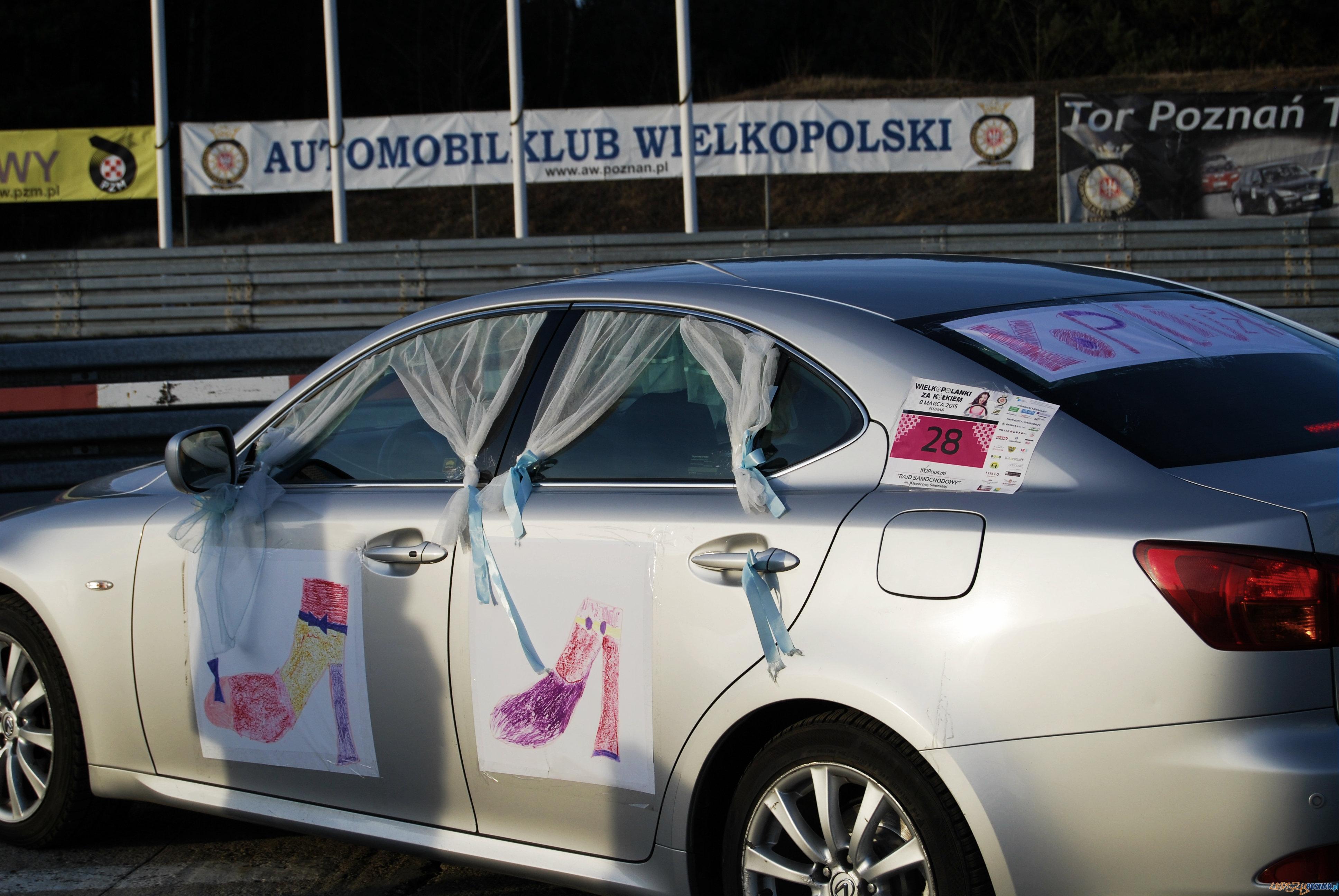 Wielkopolanki za kółkiem, czyli samochodowy rajd tylko dla pań  Foto: Automobilklub Wielkopolski