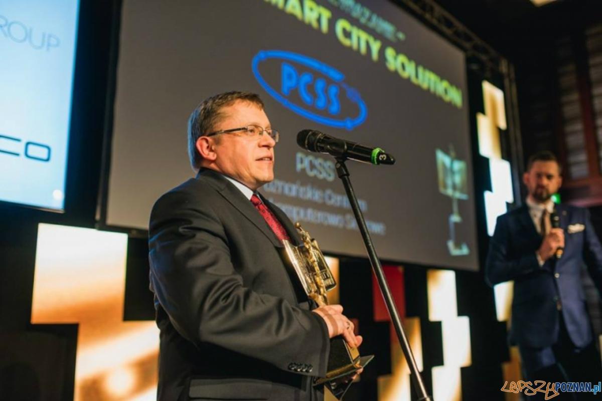 PCSS z nagrodą Smart City  Foto: Smart City Forum
