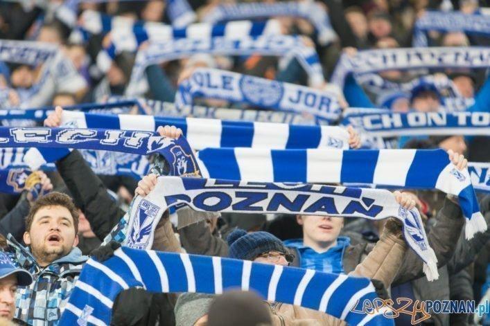 Puchar Polski: Lech Poznań - Pogoń Szczecin