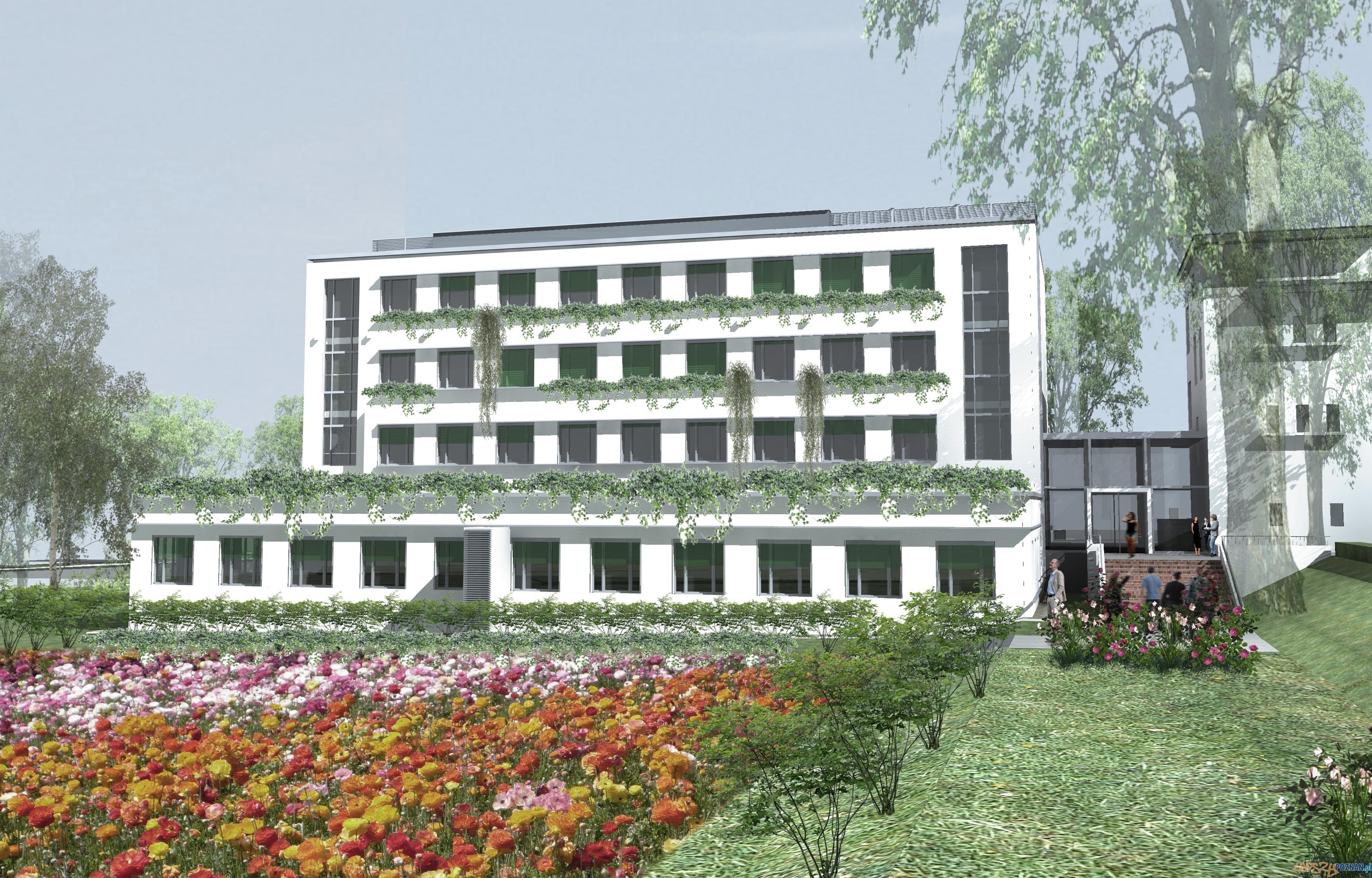 rozbudowa Kolegium Zembala