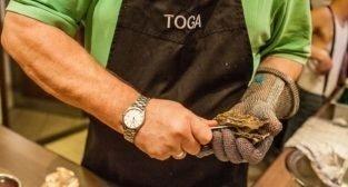 Ostrygi - Restauracja Toga zaprasza na święto kuchni francuskiej