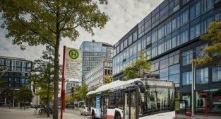 Solaris Urbino na ulicach Berlina