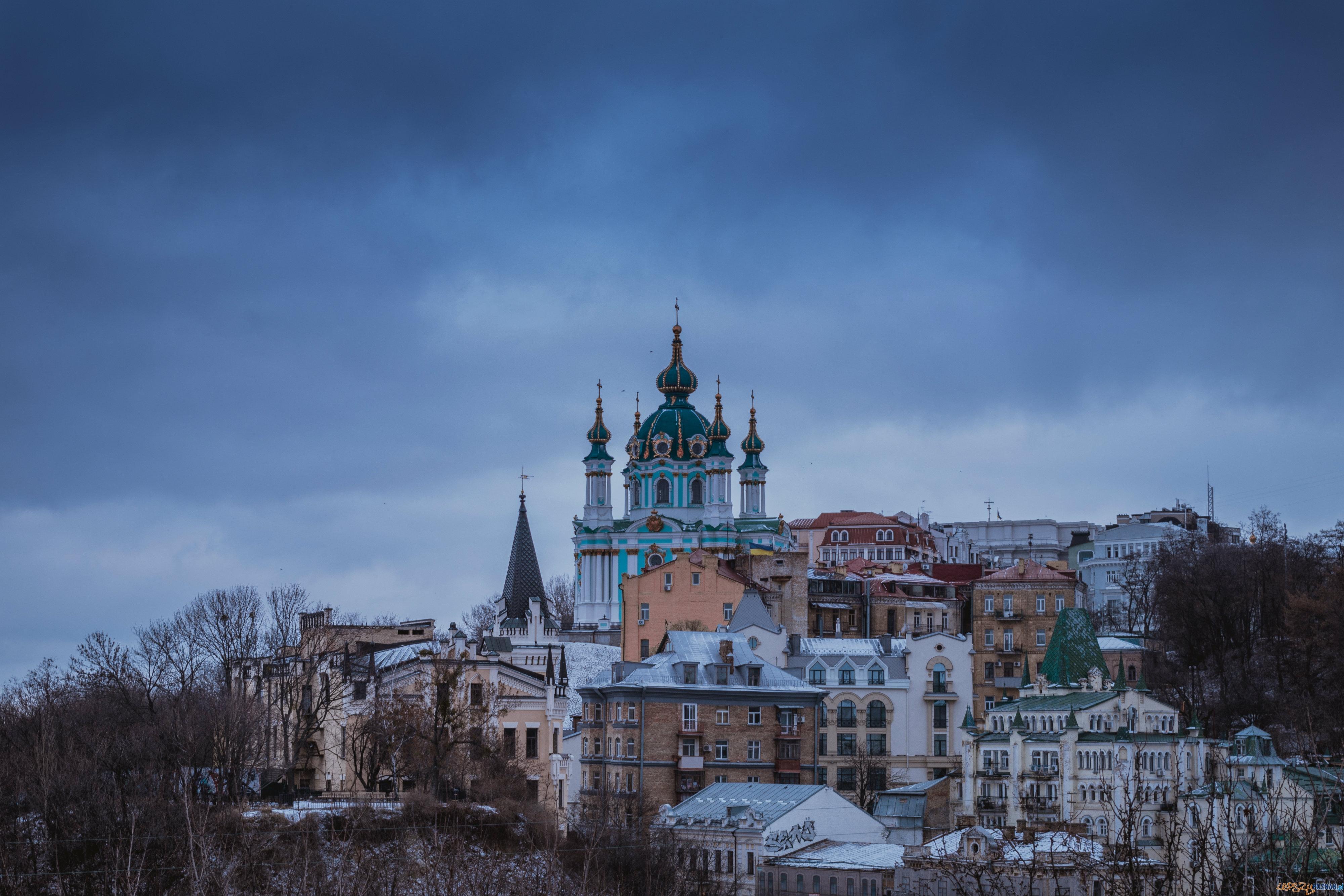 Kijów  Foto: Illia Cherednychenko