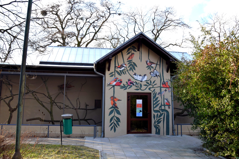azyl dla małp Ameryki Południowej w Starym Zoo  Foto: ZOO POZNAŃ