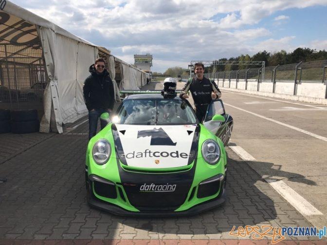 Porsche 991 GT3 Cup reprezentacji Daftracing