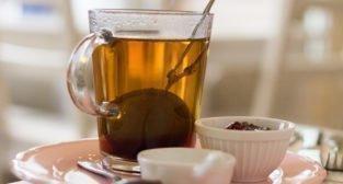 Pychotki - herbata
