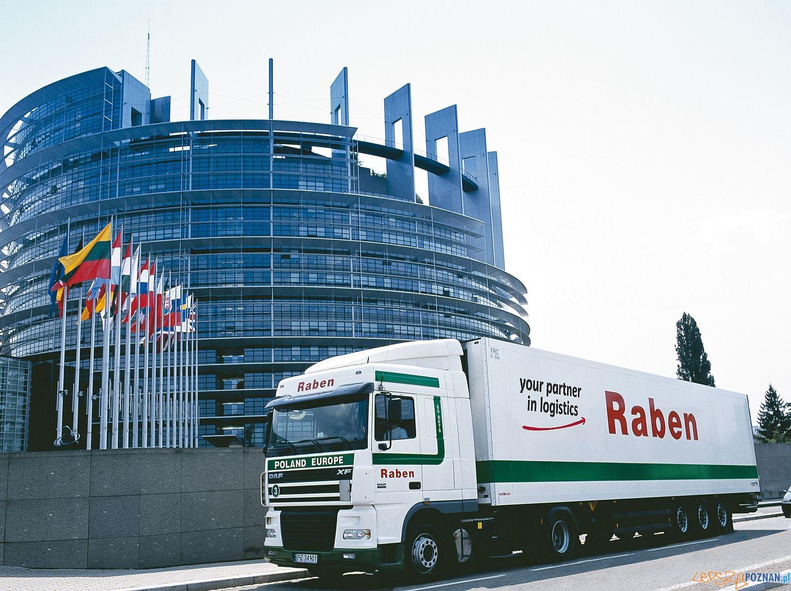 Cieżarówka Raben  Foto: Raben - materiały prasowe