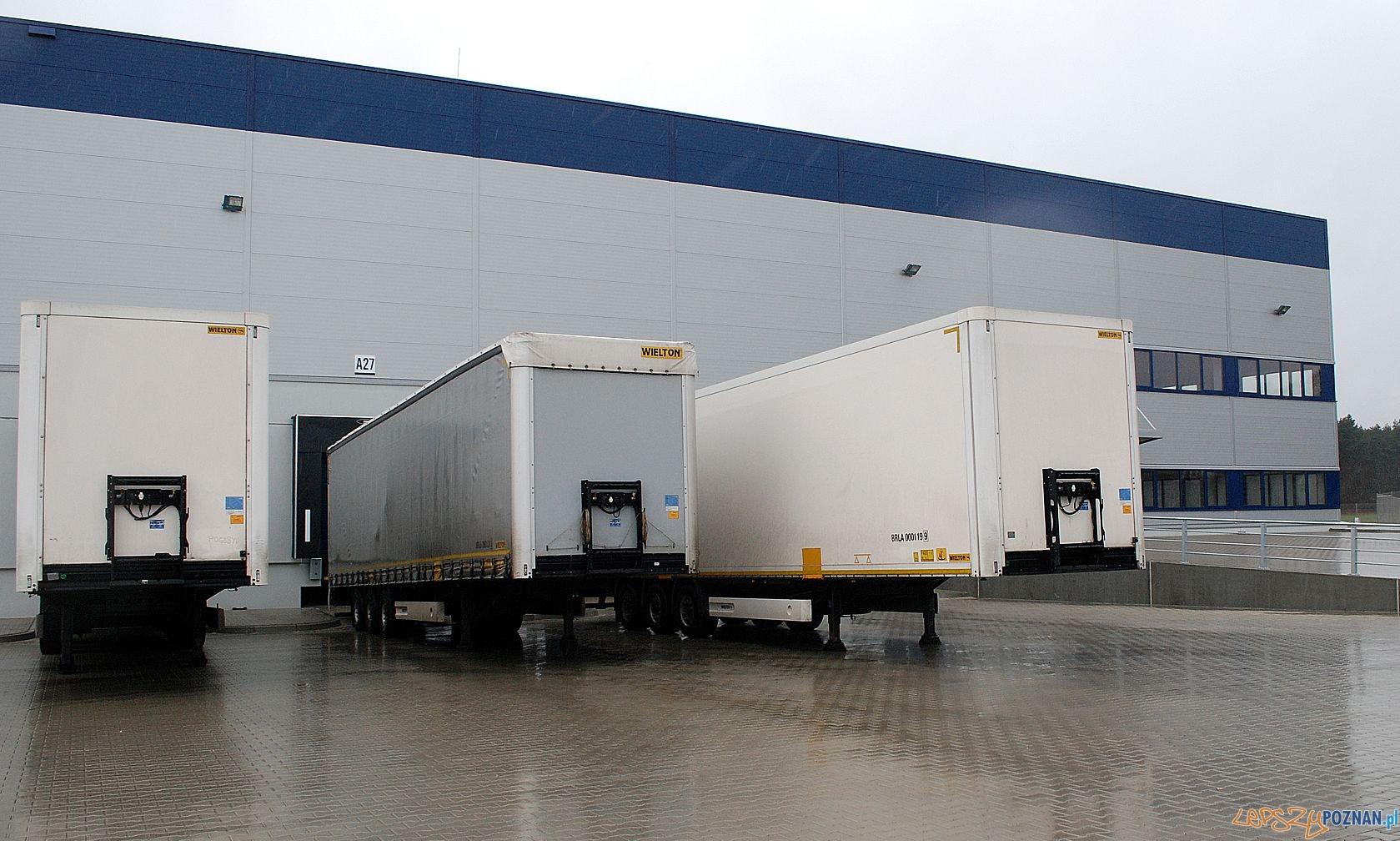Nowe miejsca pracy w firmie transportowo-logistycznej