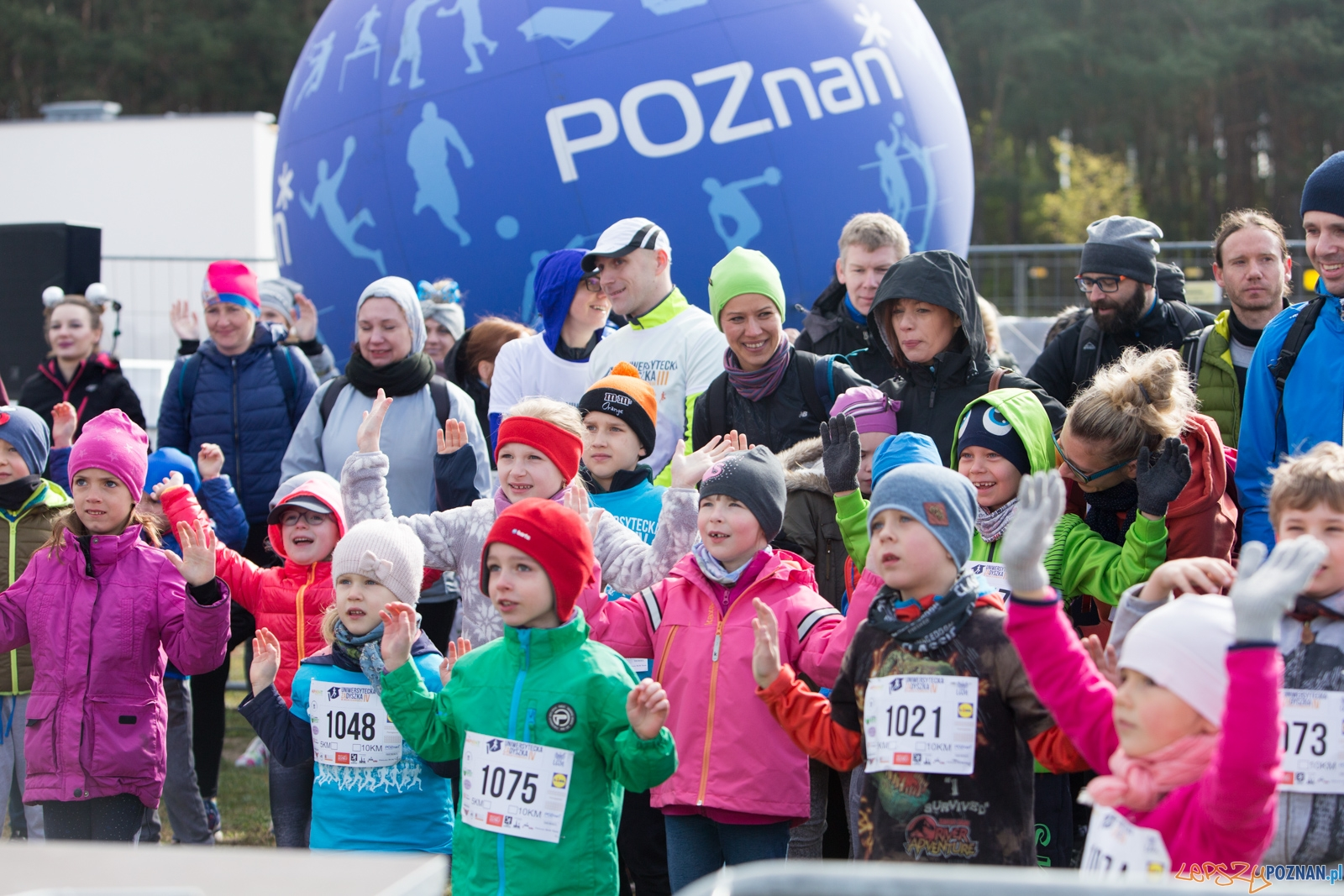 IV Uniwersytecka ZaDyszka im. Jerzego Żeligowskiego  Foto: lepszyPOZNAN.pl / Piotr Rychter