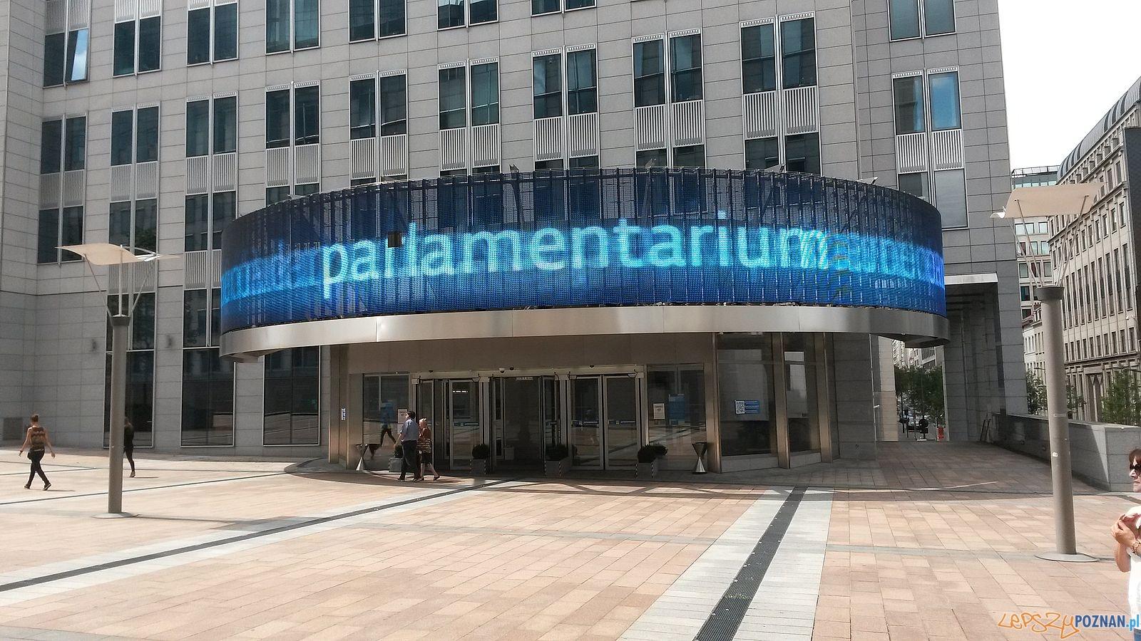 Parlamentarium - multimedialne ekspozycje w Brukseli  Foto: wikipedia
